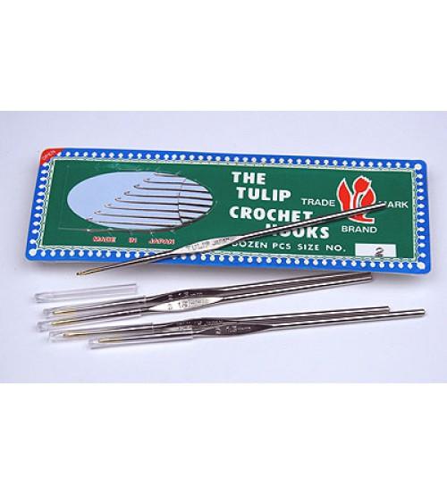 Крючок для вязания тулип 733